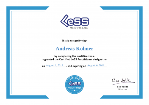 less-certificate